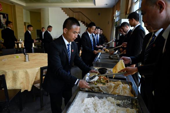 Vô lò đào tạo vệ sĩ cho nhà giàu ở Trung Quốc - Ảnh 7.