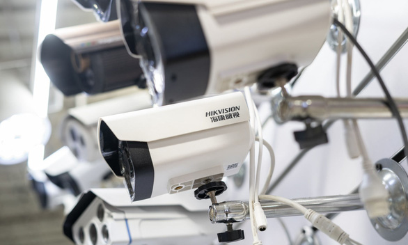 Camera của công ty Trung Quốc bị liệt vào danh sách đen vẫn xuất hiện khắp nước Anh - Ảnh 1.