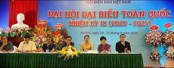 Đại hội Hội Điện ảnh Việt Nam không bầu được chủ tịch - Ảnh 1.
