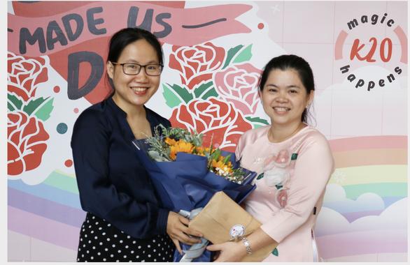 Nữ tiến sĩ trẻ Việt Nam đầu tiên đoạt giải thưởng quốc tế về khoa học thần kinh - Ảnh 1.