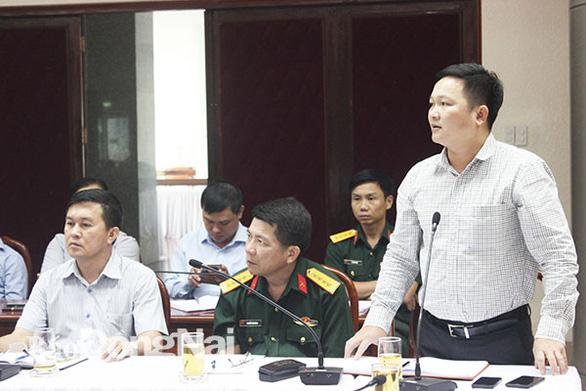 Đồng Nai điều động 2 lãnh đạo về làm bí thư và chủ tịch TP Biên Hòa - Ảnh 2.