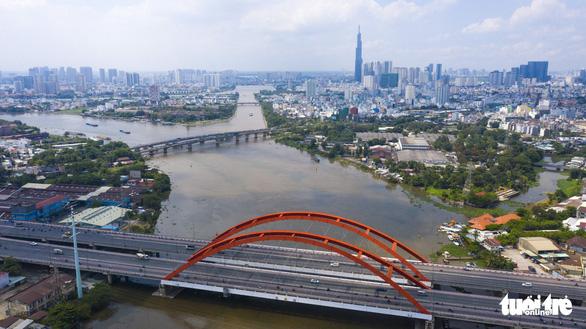 Cần tổ chức lại không gian sông Sài Gòn của thành phố Thủ Đức - Ảnh 3.