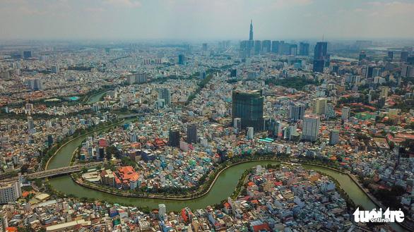 Cần tổ chức lại không gian sông Sài Gòn của thành phố Thủ Đức - Ảnh 4.