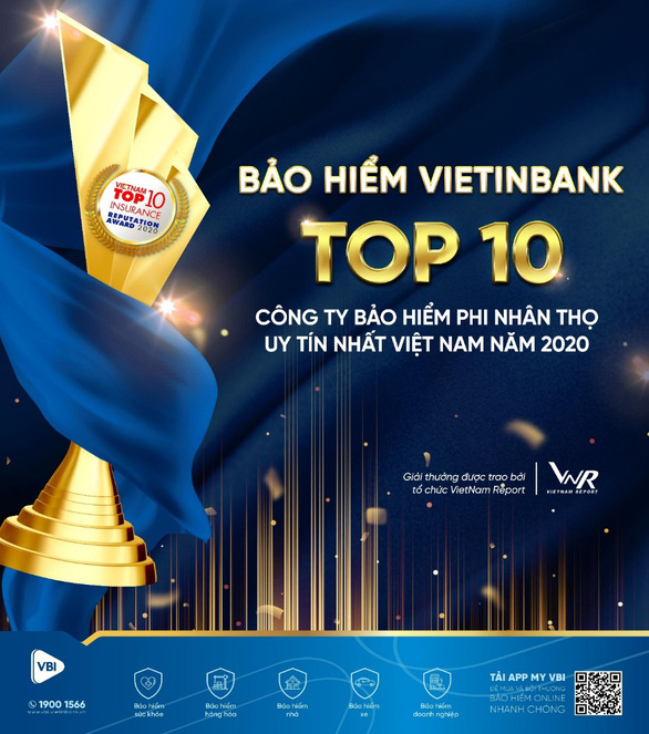 Bảo hiểm Vietinbank - top 10 công ty bảo hiểm phi nhân thọ uy tín nhất Việt Nam - Ảnh 1.