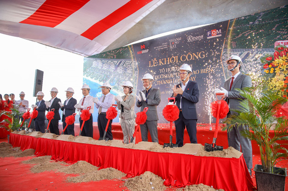 Khởi công Tổ hợp Thanh Long Bay tại Bình Thuận - Ảnh 1.