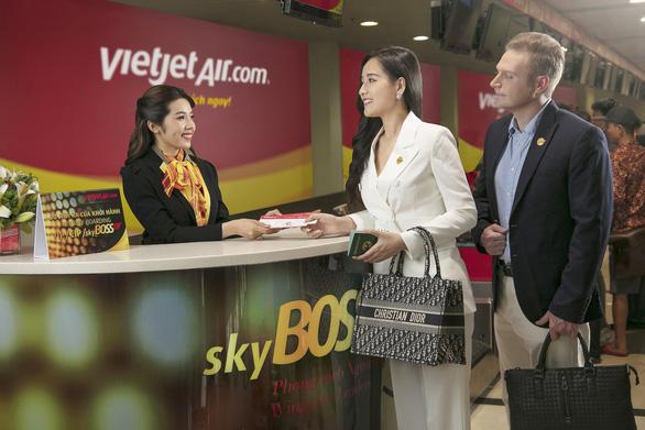 Vietjet ra mắt hệ thống giá vé mới với SkyBoss nâng cấp và Deluxe mới - Ảnh 1.