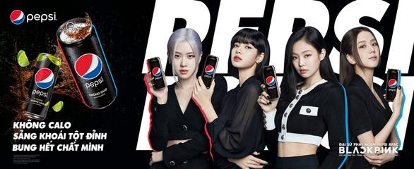 BlackPink trở thành đại diện phát ngôn mới của Pepsi - Ảnh 1.