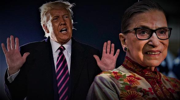 Cuối tuần ông Trump sẽ đề cử ứng viên thẩm phán Tòa án tối cao - Ảnh 1.