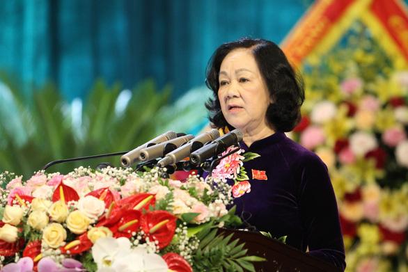 Hà Nam là tỉnh đầu tiên tiến hành đại hội Đảng cấp tỉnh - Ảnh 1.