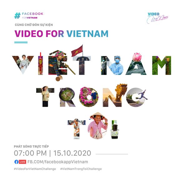 Facebook phát động chương trình lan tỏa vẻ đẹp đất nước, con người Việt - Ảnh 1.