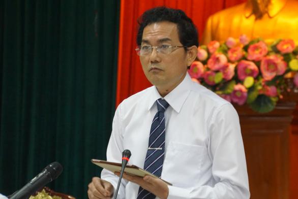 Đồng Nai điều động 2 lãnh đạo về làm bí thư và chủ tịch TP Biên Hòa - Ảnh 1.