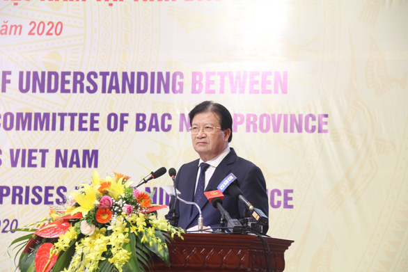 Samsung cooperates to develop more suppliers in Bac Ninh - Photo 2.