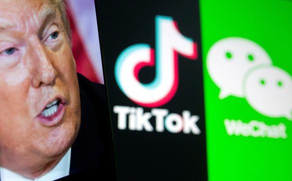 Ông Trump dọa chặn thỏa thuận TikTok nếu công ty Trung Quốc nắm quyền kiểm soát - Ảnh 1.