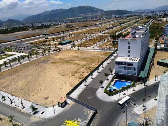 Thanh tra Chính phủ thanh tra các dự án BT đổi đất sân bay Nha Trang - Ảnh 1.