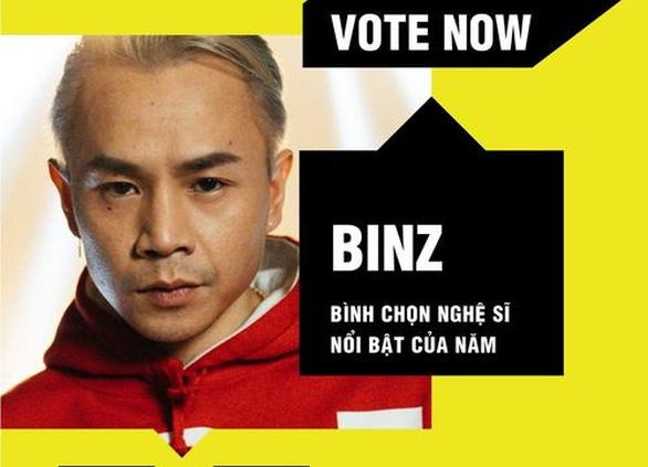Jack, Amee, Binz, Đức Phúc, Han Sara, Hoàng Thùy Linh vào bảng đề cử MTV Việt Nam - Ảnh 6.