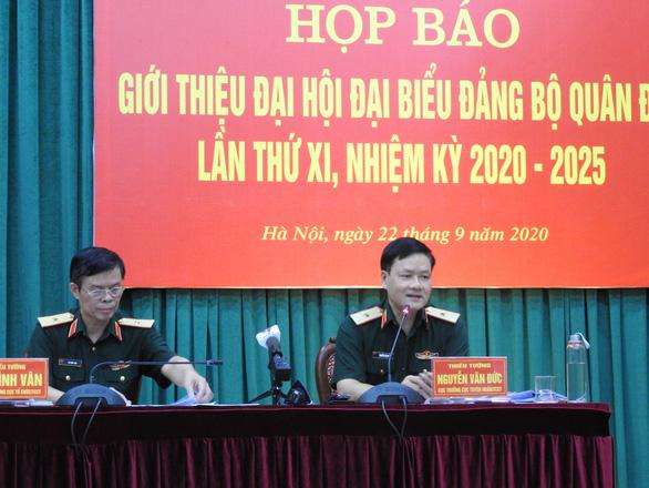 Tổng bí thư, Thủ tướng, Chủ tịch Quốc hội sẽ dự Đại hội đại biểu Đảng bộ Quân đội lần thứ XI - Ảnh 1.