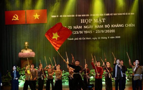 Tiếp nối truyền thống Nam bộ kháng chiến, giúp TP.HCM đi trước về đích trước - Ảnh 1.
