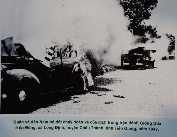 Khai mạc triển lãm kỷ niệm 75 năm ngày Nam bộ kháng chiến - Ảnh 7.