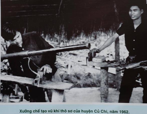 Khai mạc triển lãm kỷ niệm 75 năm ngày Nam bộ kháng chiến - Ảnh 8.