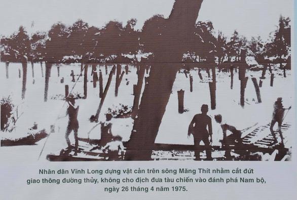 Khai mạc triển lãm kỷ niệm 75 năm ngày Nam bộ kháng chiến - Ảnh 9.