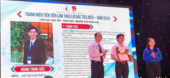 Cựu sinh viên ĐH Khoa học tự nhiên TP.HCM thắng giải quốc tế khoa học máy tính - Ảnh 1.