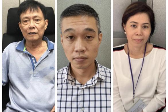 Khởi tố 8 bị can tại Công ty Unimex Hà Nội và Trung tâm Artex Hà Nội - Ảnh 1.