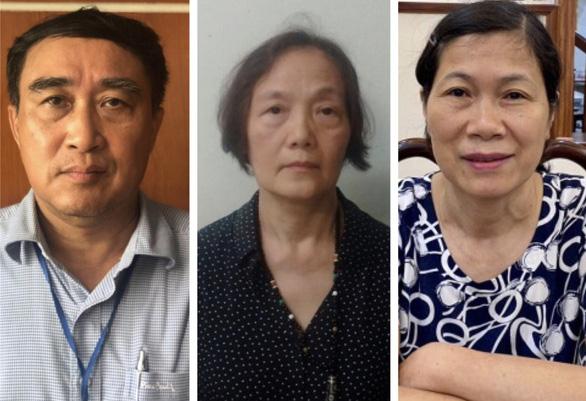 Khởi tố 8 bị can tại Công ty Unimex Hà Nội và Trung tâm Artex Hà Nội - Ảnh 2.