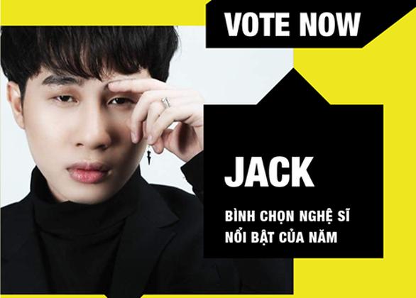 Jack, Amee, Binz, Đức Phúc, Han Sara, Hoàng Thùy Linh vào bảng đề cử MTV Việt Nam - Ảnh 1.