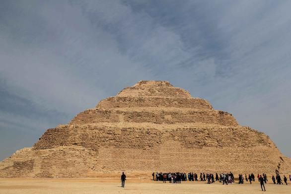 Tìm thấy 27 quan tài 2.500 tuổi nguyên vẹn như mới chôn ở Ai Cập - Ảnh 2.