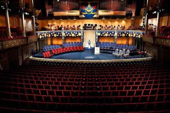Lễ trao giải Nobel năm 2020 không tổ chức ở Thụy Điển - Ảnh 1.
