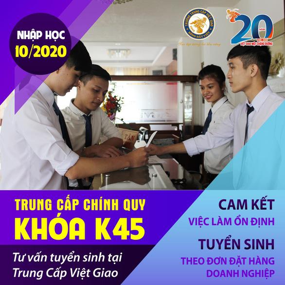 Tại Việt Giao ngành Quản trị khách sạn học những gì để có thu nhập tốt? - Ảnh 1.