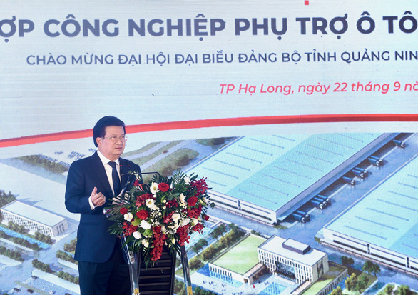 Phó thủ tướng: Nhu cầu sở hữu ôtô ngày càng nhiều, phải có ôtô thương hiệu Việt - Ảnh 2.
