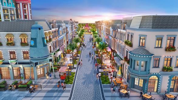 Giới đầu tư BĐS chuyển hướng sang shophouse biển - Ảnh 1.