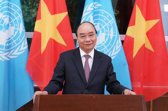 Thông điệp của Thủ tướng Nguyễn Xuân Phúc gửi phiên họp cấp cao Liên Hiệp Quốc - Ảnh 1.