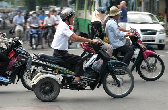 Người khuyết tật có được cấp bằng lái xe? - Ảnh 1.