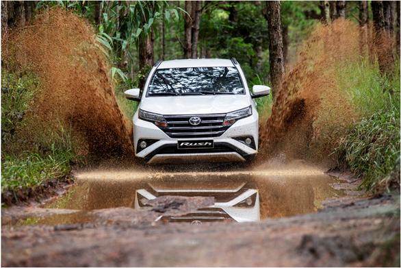 Toyota Rush tăng sức cạnh tranh trong phân khúc SUV 7 chỗ hạng B tại Việt Nam - Ảnh 1.