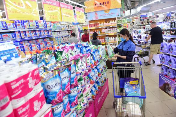 Cơ hội lớn săn hóa mỹ phẩm, thực phẩm giảm giá - Ảnh 1.