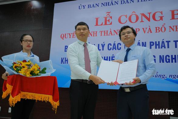 Đà Nẵng thành lập đơn vị phát triển hạ tầng khu công nghiệp - Ảnh 1.