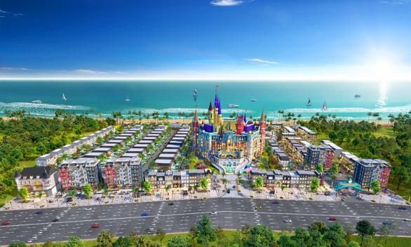 Shophouse biển Wonderland: điểm sáng BĐS du lịch hiếm có trong năm 2020 - Ảnh 1.