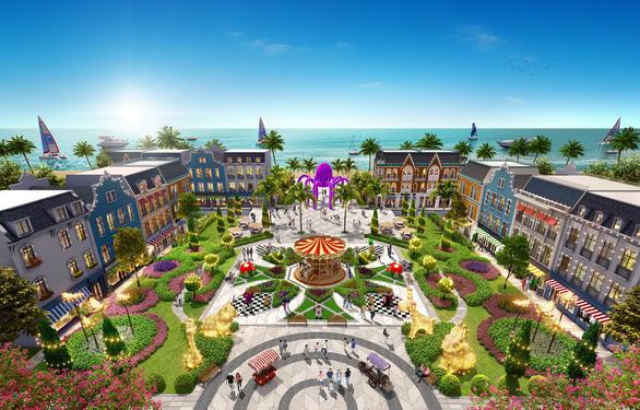Shophouse biển Wonderland: điểm sáng BĐS du lịch hiếm có trong năm 2020 - Ảnh 2.
