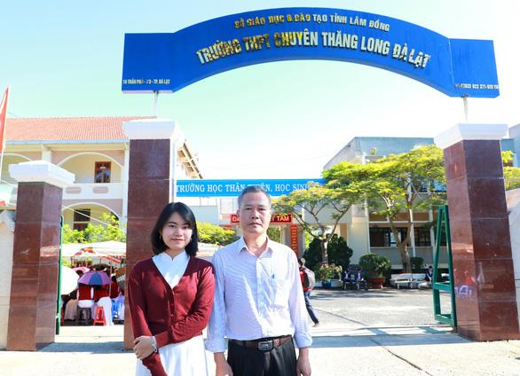 Nữ sinh Đà Lạt giành học bổng 'khủng' vào Đại học Quốc tế Sài Gòn - Ảnh 3.