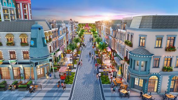 Shophouse biển Wonderland: điểm sáng BĐS du lịch hiếm có trong năm 2020 - Ảnh 3.