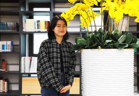 Nữ sinh Đà Lạt giành học bổng 'khủng' vào Đại học Quốc tế Sài Gòn - Ảnh 4.