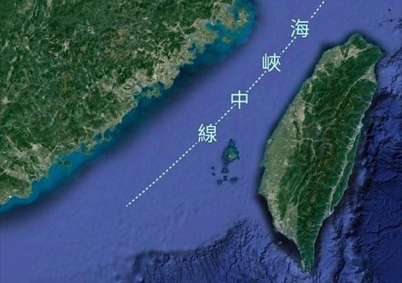 Nói đường trung tuyến không tồn tại, Trung Quốc bị Đài Loan tố hủy hiện trạng - Ảnh 2.