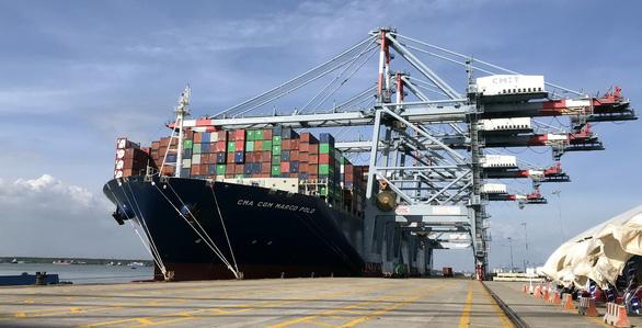 Chờ những dự án lớn thúc đẩy cảng biển Bà Rịa - Vũng Tàu - Ảnh 1.