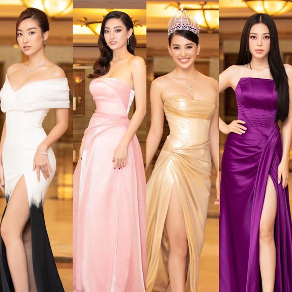 Hà Kiều Anh, Thụy Vân, Đỗ Mỹ Linh... làm giám khảo Hoa hậu Việt Nam 2020 - Ảnh 1.