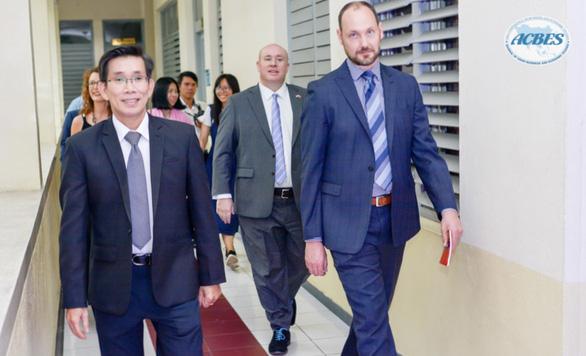 GS.TS Sử Đình Thành làm hiệu trưởng Trường đại học Kinh tế TP.HCM - Ảnh 1.