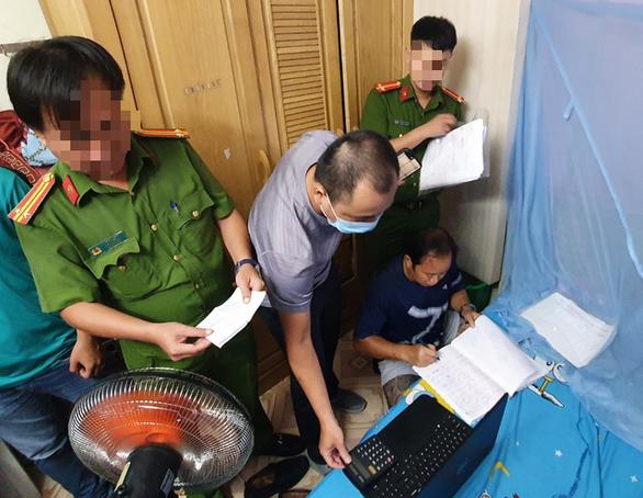 Triệt xóa đường dây đánh bạc qua mạng 3.000 tỉ ở Đà Nẵng, Gia Lai - Ảnh 1.