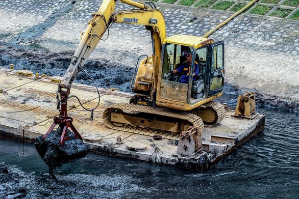 Xử lý ô nhiễm sông Tô Lịch: Công nghệ Nano - Bioreactor không phải là một phép màu - Ảnh 2.