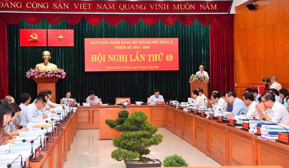 TP.HCM: 50 đảng viên bị khai trừ - Ảnh 1.